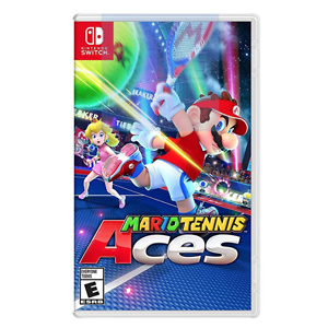 《马里奥网球 Aces》 Nintendo Switch 实体版