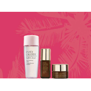 Estee Lauder: A Free Skincare Trio With $80 Purchase Or A Free Full-Size Best Seller On Orders Over $130