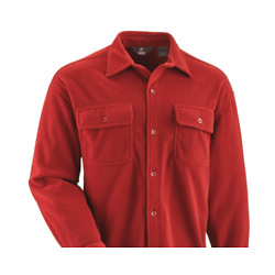 Guide Gear Men's Fleece CPO Shirt
