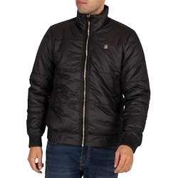 G-Star Meefic Quilted Jacket - Dark Black