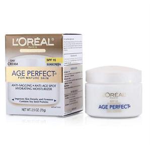 L'Oreal Paris Skincare Age Perfect Anti-Aging Day Cream Face Moisturizer