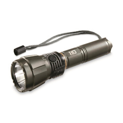 HQ ISSUE 3,000-lumen USB Rechargeable LED Flashlight