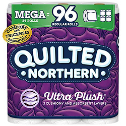 Quilted Northern Ultra PlushToilet Paper