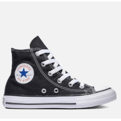 CONVERSE Converse Kids' Chuck Taylor All Star Hi - Top Tainers - Black