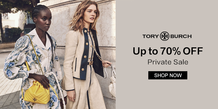 Tory Burch: Private Sale Up to 70% Off