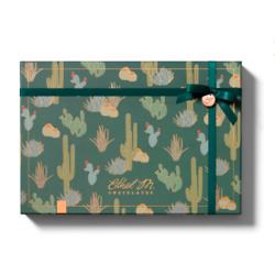 定制仙人掌印花礼盒装巧克力24粒