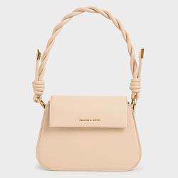Twist Top Handle Bag