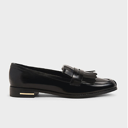 Frill Loafers