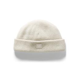 Acne Studios Face标罗纹毛线帽