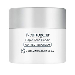 Neutrogena Rapid Tone Repair Vitamin C Brightening Correcting Cream