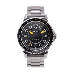 防水表带金属手链手表