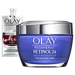 Olay Regenerist Retinol 24 Night Moisturizer Fragrance
