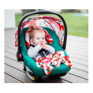 Carseat Canopy: 50% OFF Sitewide