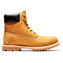 PREMIUM 6 INCH BOOT FOR WOMEN IN YELLOW