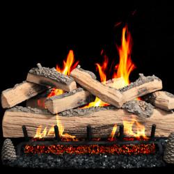 Firenado 30-Inch Split Oak Gas Logs