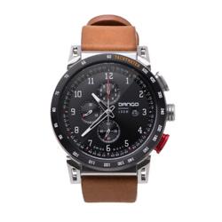 皮革表带手表