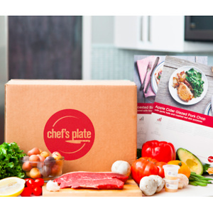 Chefs Plate: 50% OFF Your First Box
