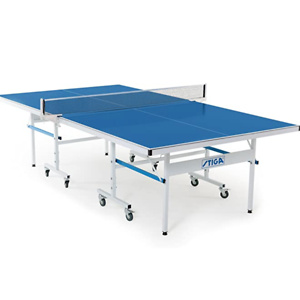 Stiga XTR Series Table Tennis Table – XTR and XTR Pro Indoor/Outdoor Table Tennis Tables
