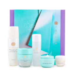 THE STARTER RITUAL SET Pore-perfecting for Normal to Oily Skin