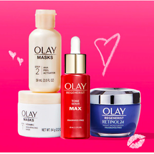 OLAY: 25% OFF All Gift Sets And Kits