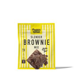 低糖巧克力软糖布朗尼