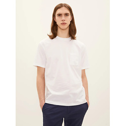 The Relaxed Essential Tee in Bright White