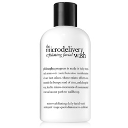 daily exfoliating face wash