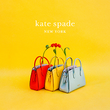 Kate Spade UK: £50 OFF Orders Over £200 Plus £125 OFF Orders £350+