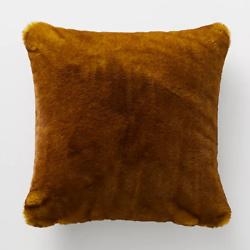 Aleksi Faux Fur Pillow