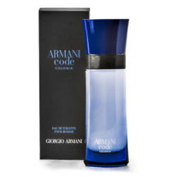Armani Code Colonia For Men By Giorgio Armani Eau De Toilette Spray