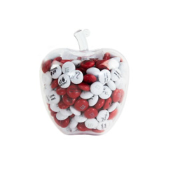 PERSONALIZABLE M&M'S APPLE GIFT BOX