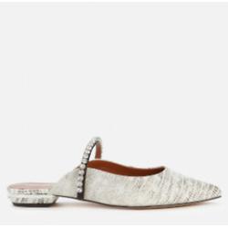 Kurt Geiger London Women's Princely 2 Leather Flat Mules