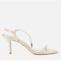 Dune Women's Mojos Leather Strappy Heels