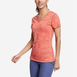 Resolution V-Neck T-Shirt