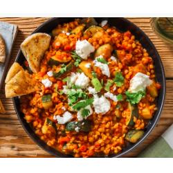 Harira-Style Lentil Veggie Stew 3 meals for 2 people per week