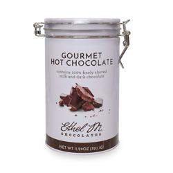 罐装热巧克力粉