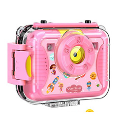 VanTop 儿童防水数码相机