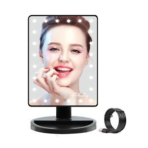 Fabuday 触屏LED化妆镜