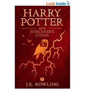 哈利波特与魔法石 / 哈利·波特与密室,Kindle版 电子书
