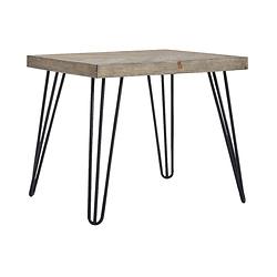 Henry Oak End Table