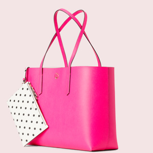 Kate Spade UK:精选时尚手袋、服饰等低至4折热卖