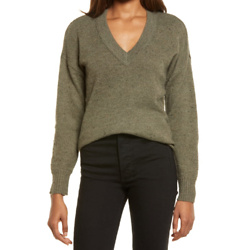 Donegal Bartlett Pullover Sweater