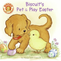 BISCUIT'S PET & PLAY EASTER (BISCUIT THE LITTLE YELLOW PUPPY)