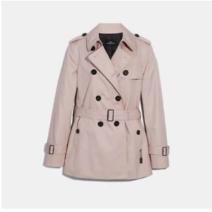 Coach Short Trench