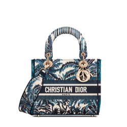 DIOR Medium Lady D-Lite Bag