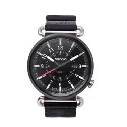 帆布表带手表