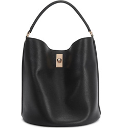 CELINE Bucket 16 Bag in Supple Grained Calfskin