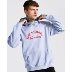 OVERSIZED STAY MINDFUL HOODIE