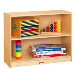 Children's Straight Shelf Storage