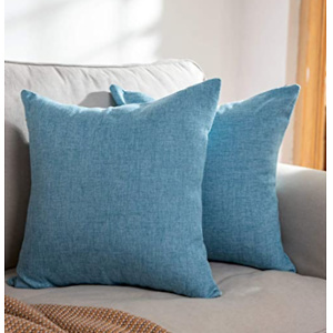 Elara Star Solid Throw Pillow Covers